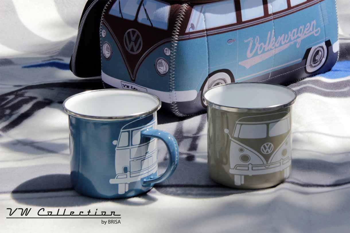 Accessoires et produits dérivés vans volkswagen VW Collection by Brisa