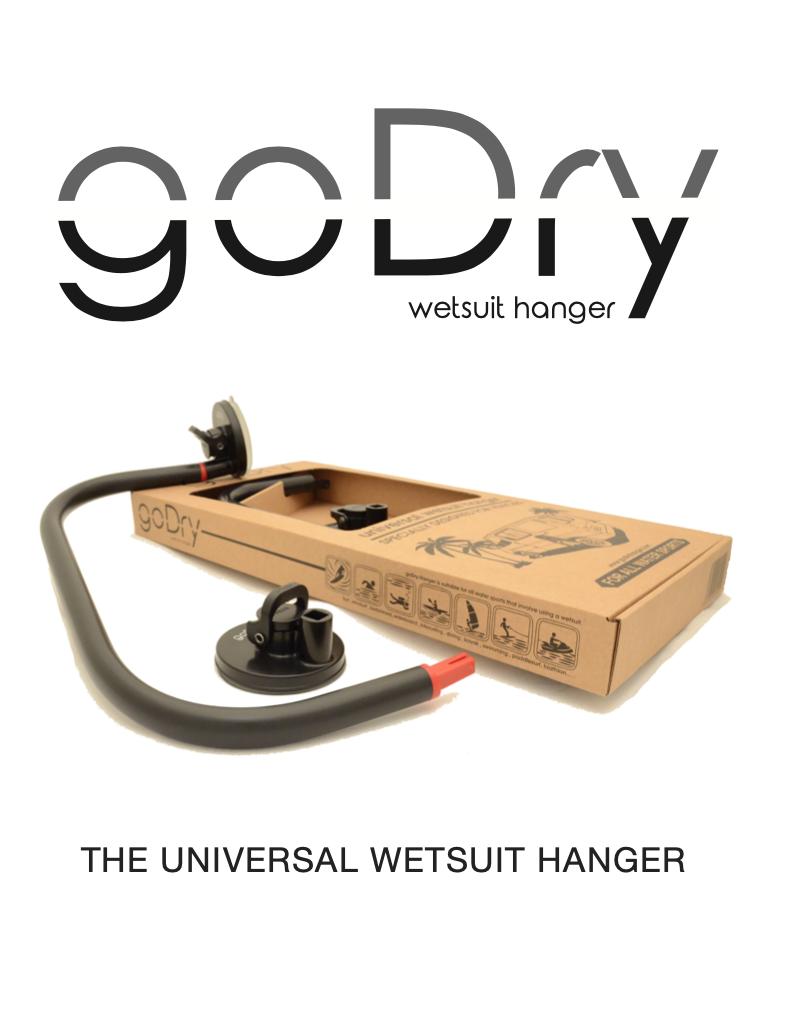 Logo et produit et packaging Godry Hanger