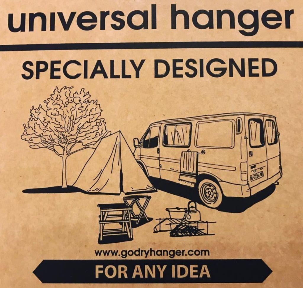 Packaging Godry Hanger Outdoor