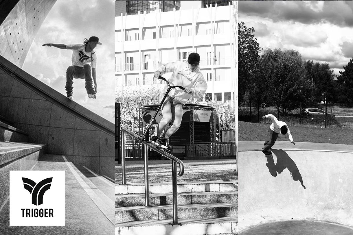 Trottinettes, Skateboards, Rollers Trigger Extreme Sports